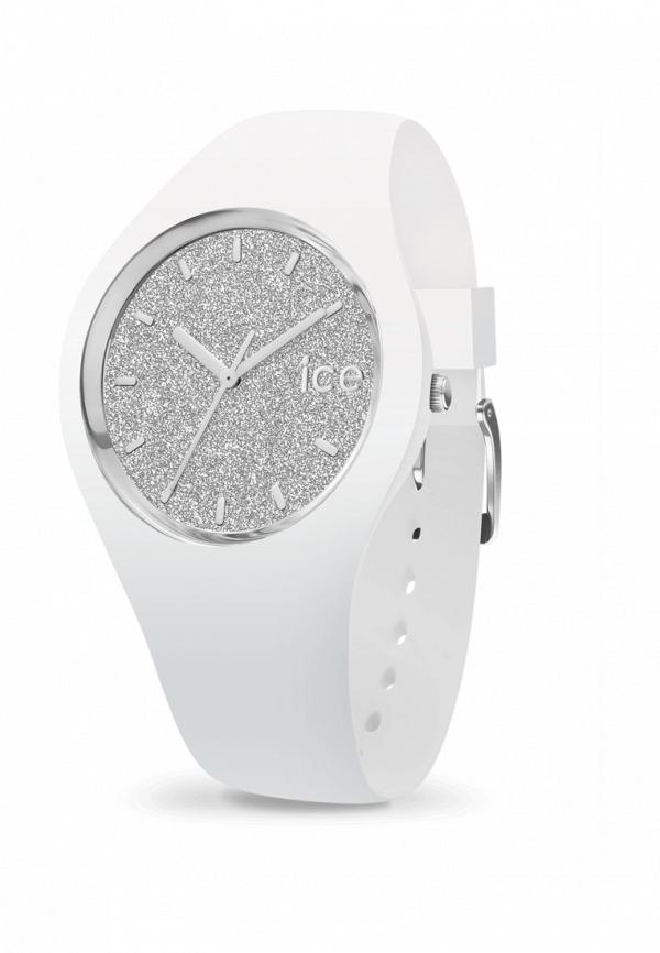 женские часы ice watch, белые