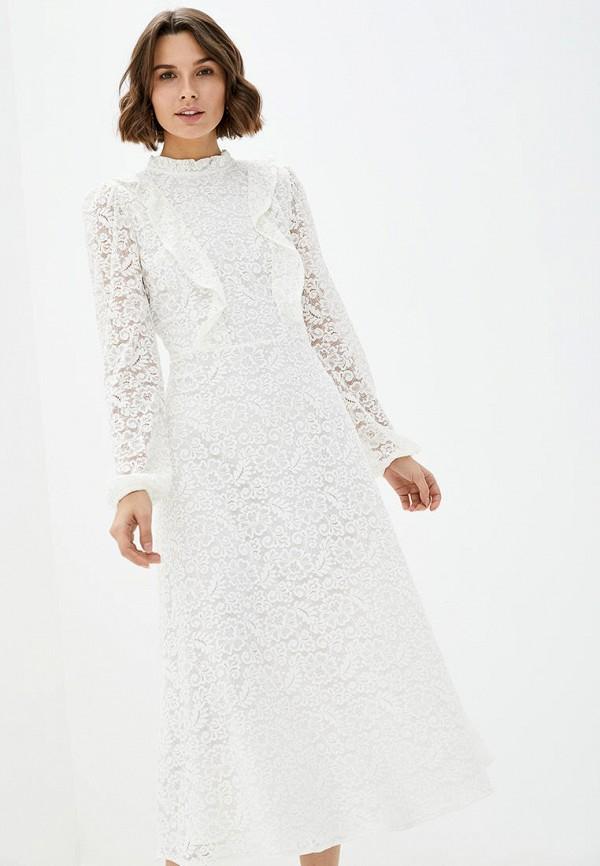 женское вечерние платье arefeva, белое