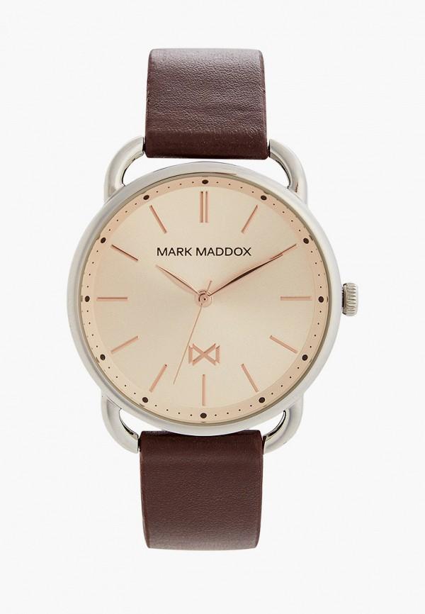 женские часы mark maddox, коричневые