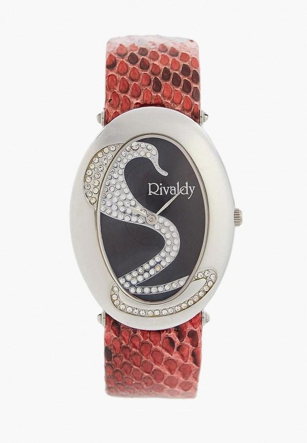 женские часы rivaldy, красные