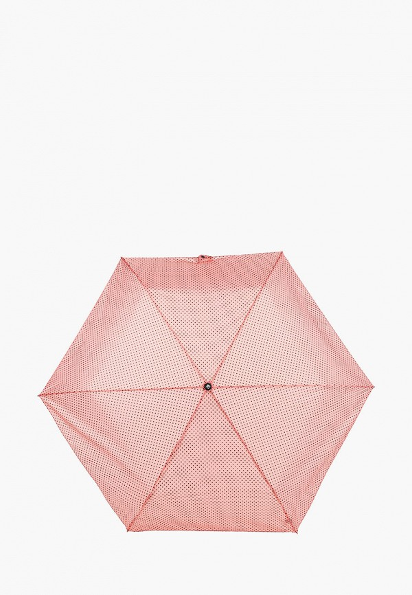 женский складные зонт flioraj, розовый