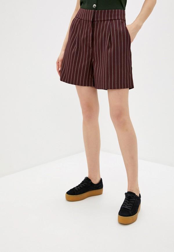 Фото - Женские шорты Befree коричневого цвета