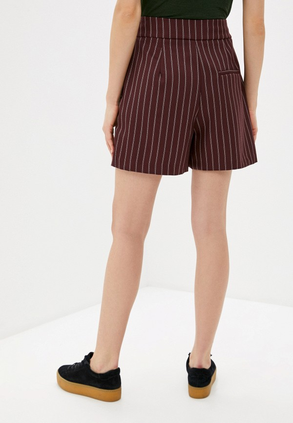 Фото 3 - Женские шорты Befree коричневого цвета