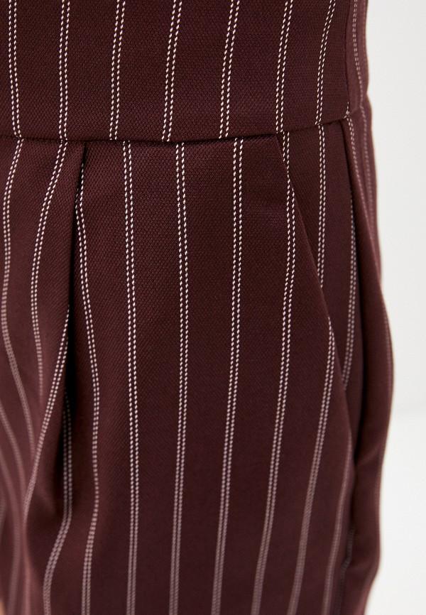 Фото 4 - Женские шорты Befree коричневого цвета