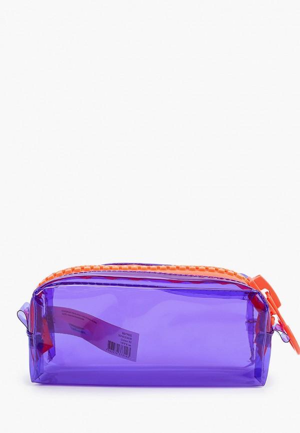 Фото 2 - Косметичка Befree фиолетового цвета