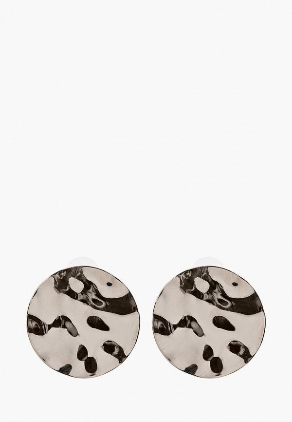 Фото - Женские серьги, клипсы или пирсинг Bradex серебрянного цвета