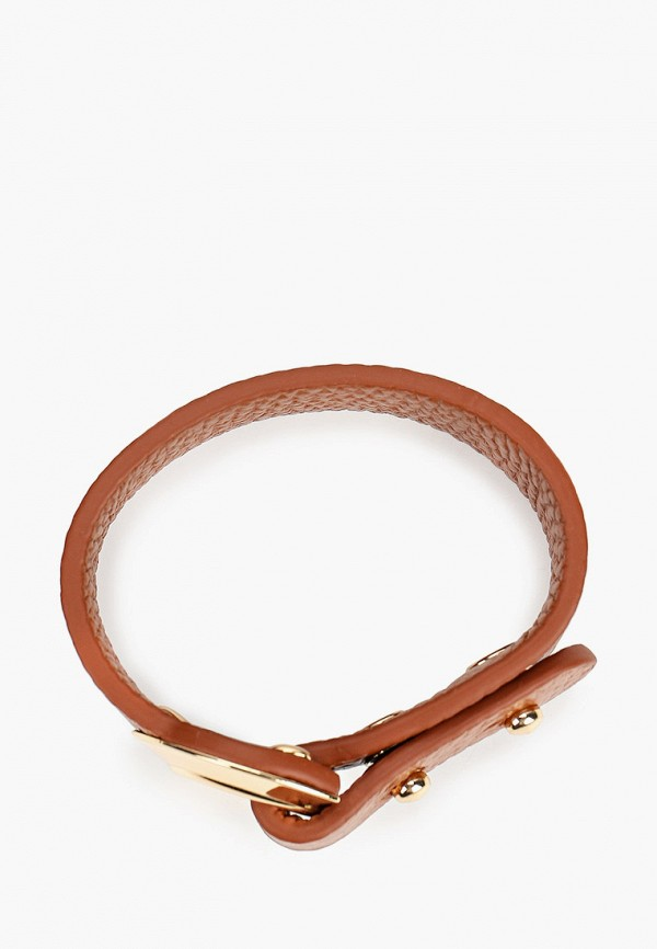 Фото 2 - Женский браслет Bradex коричневого цвета