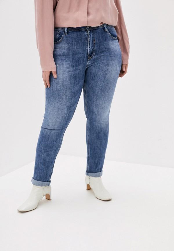 женские джинсы бойфренд mossmore, синие