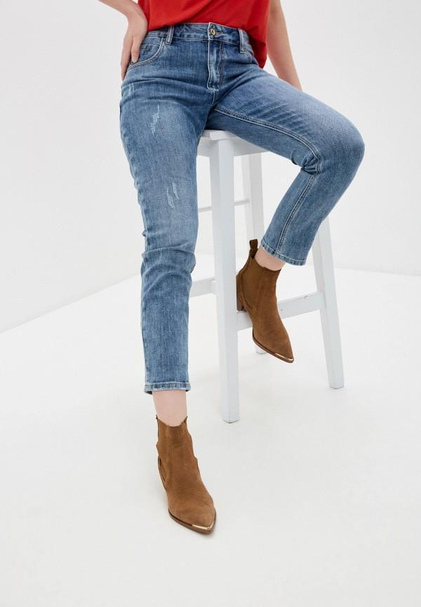 женские джинсы бойфренд mossmore