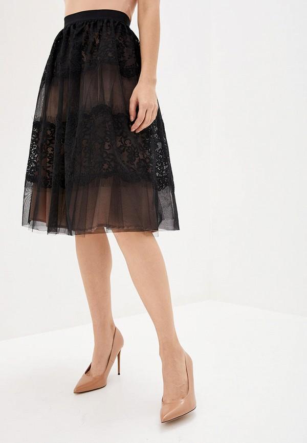 женская юбка arefeva, черная