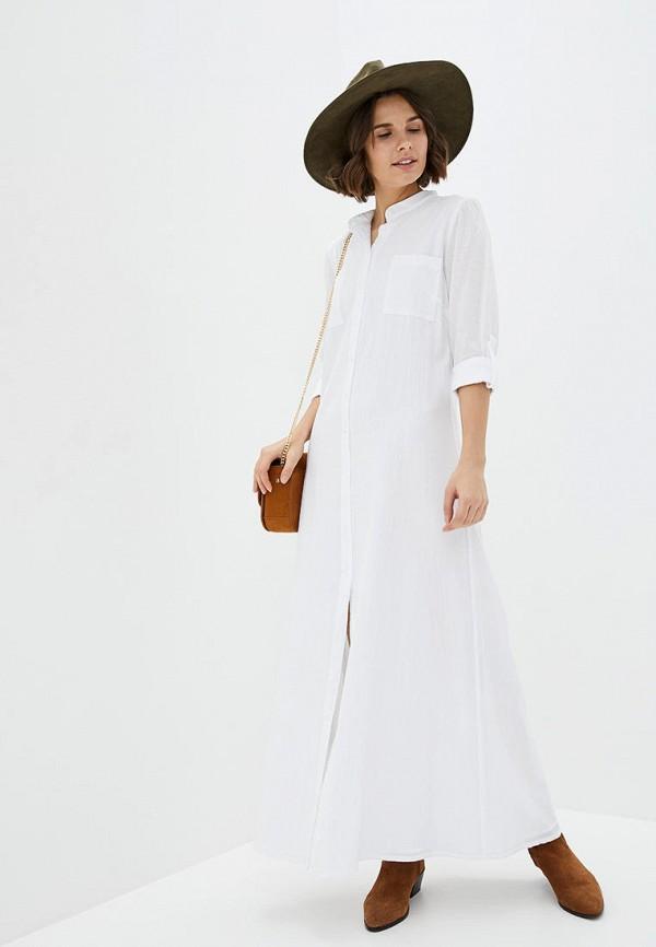 женское повседневные платье arefeva, белое