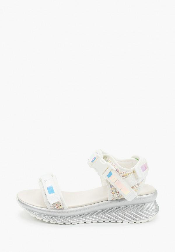 женские сандалии t.taccardi, белые