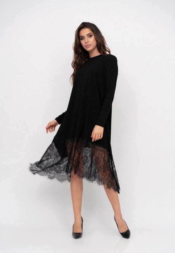 женское повседневные платье magnet, черное