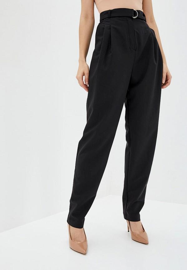 женские повседневные брюки 7arrows, черные