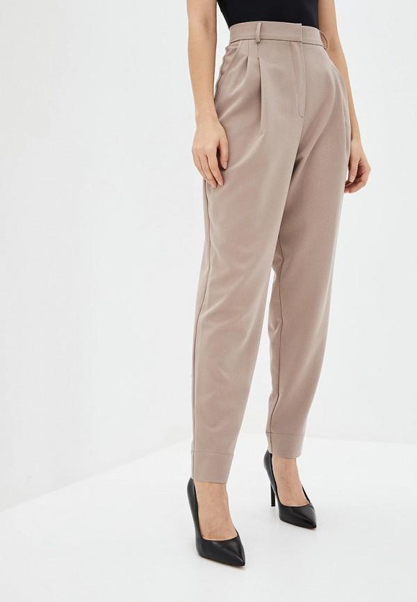 женские повседневные брюки 7arrows, бежевые