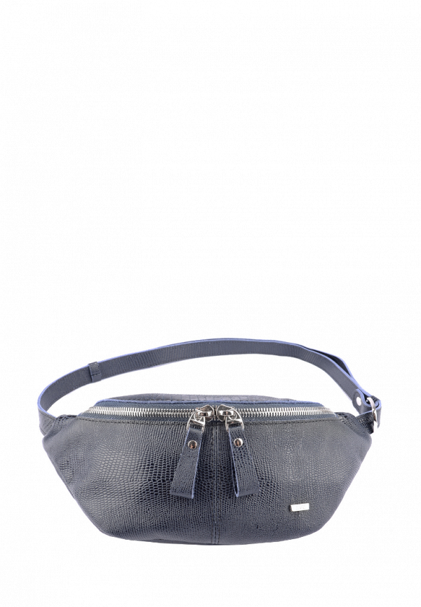 женская поясные сумка esse, синяя