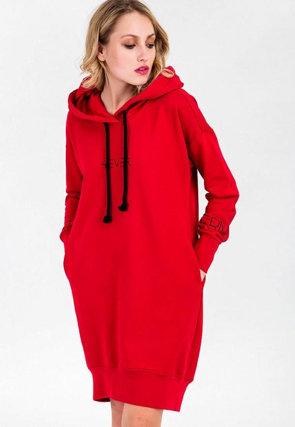 женское платье for friends, красное