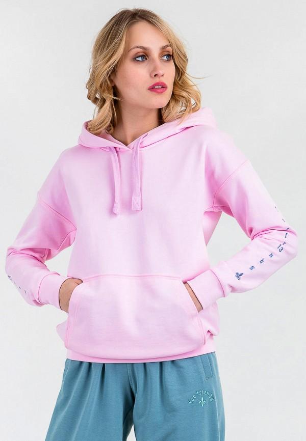женские худи for friends, розовые