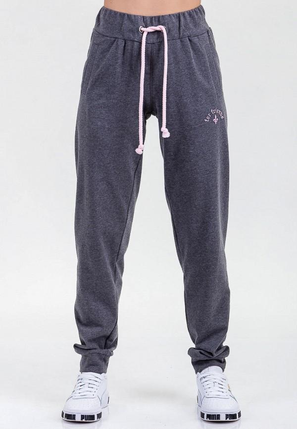 женские спортивные брюки for friends, серые