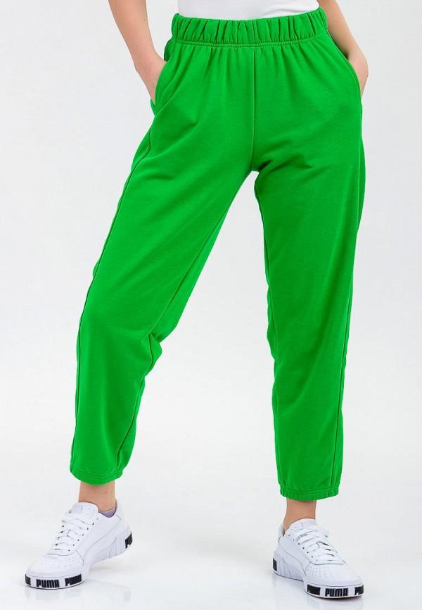 женские спортивные брюки for friends, зеленые