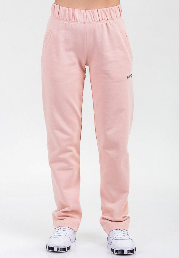 женские спортивные брюки for friends, розовые