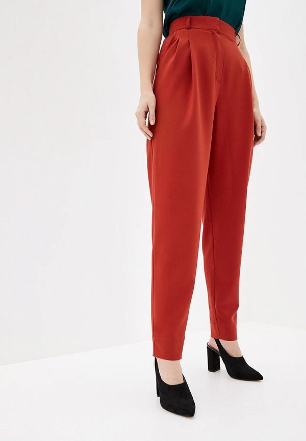 женские повседневные брюки 7arrows, красные