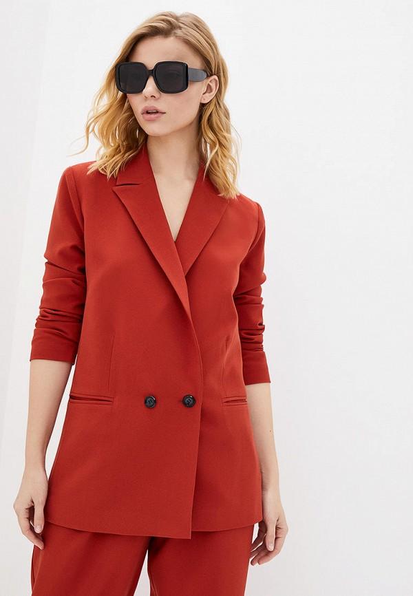женский пиджак 7arrows, красный