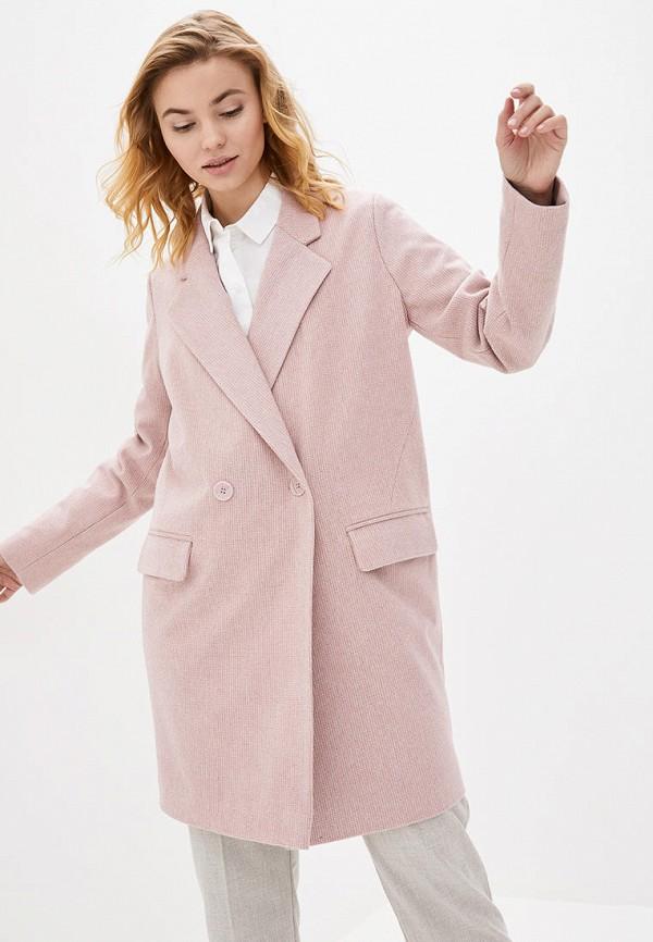 женское пальто 7arrows, розовое