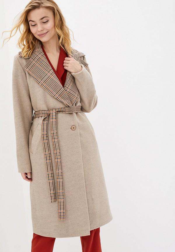 женское пальто 7arrows, бежевое