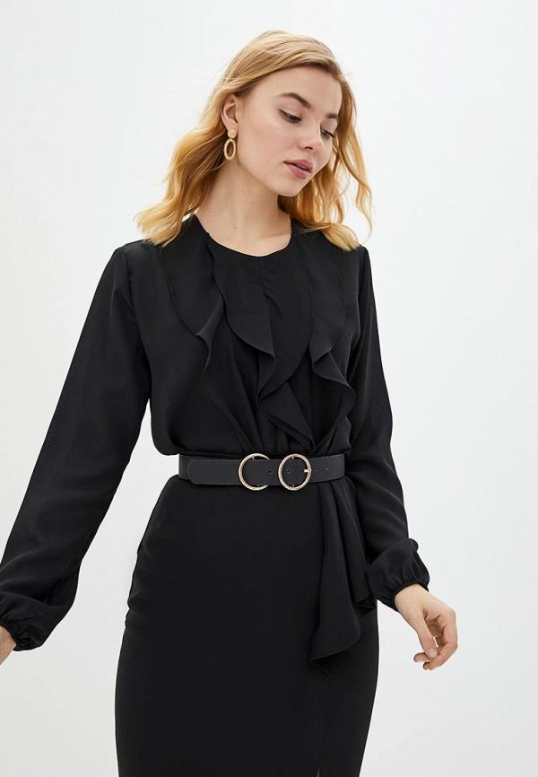 женская блузка arefeva, черная