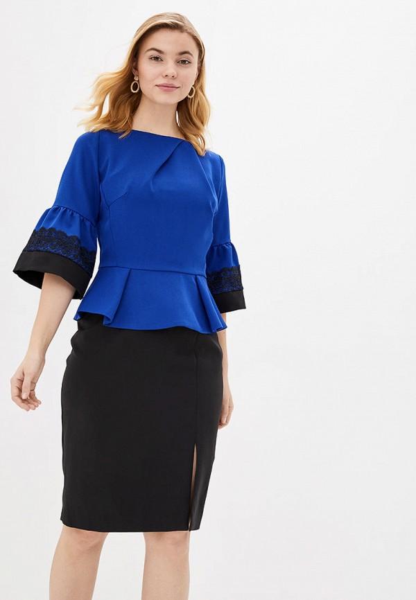 женский костюм arefeva, синий
