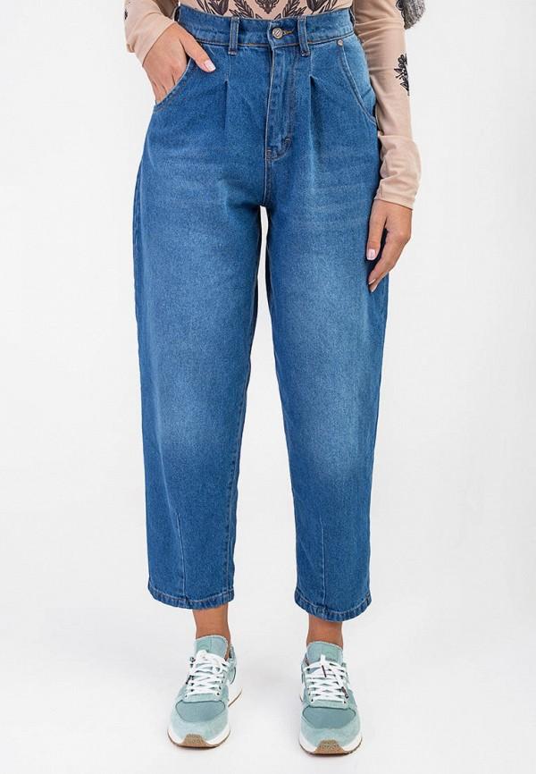 женские джинсы das, синие