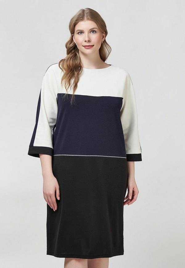 женское повседневные платье olsi, разноцветное