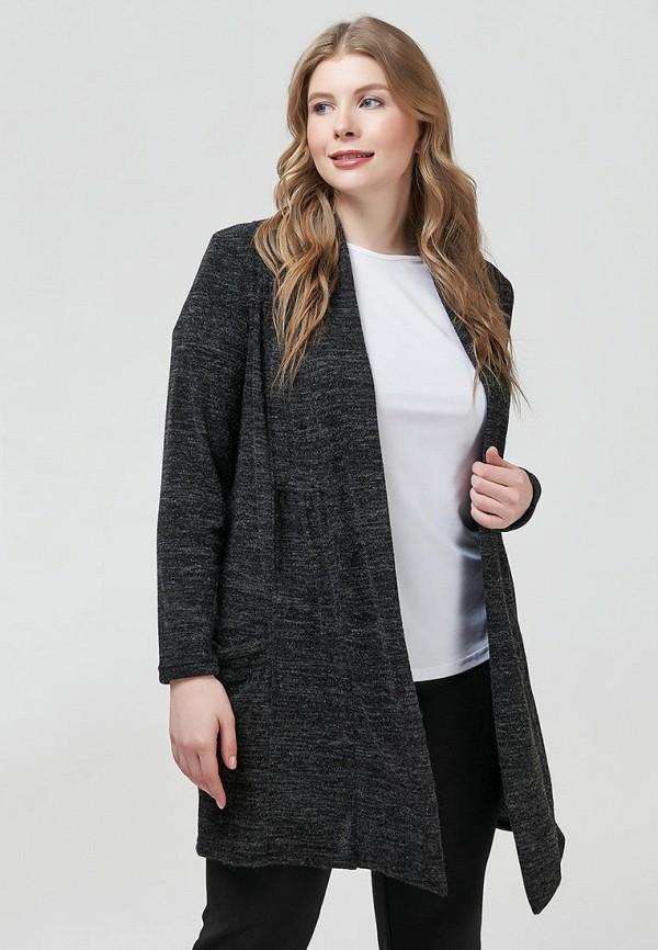 женский кардиган olsi, серый