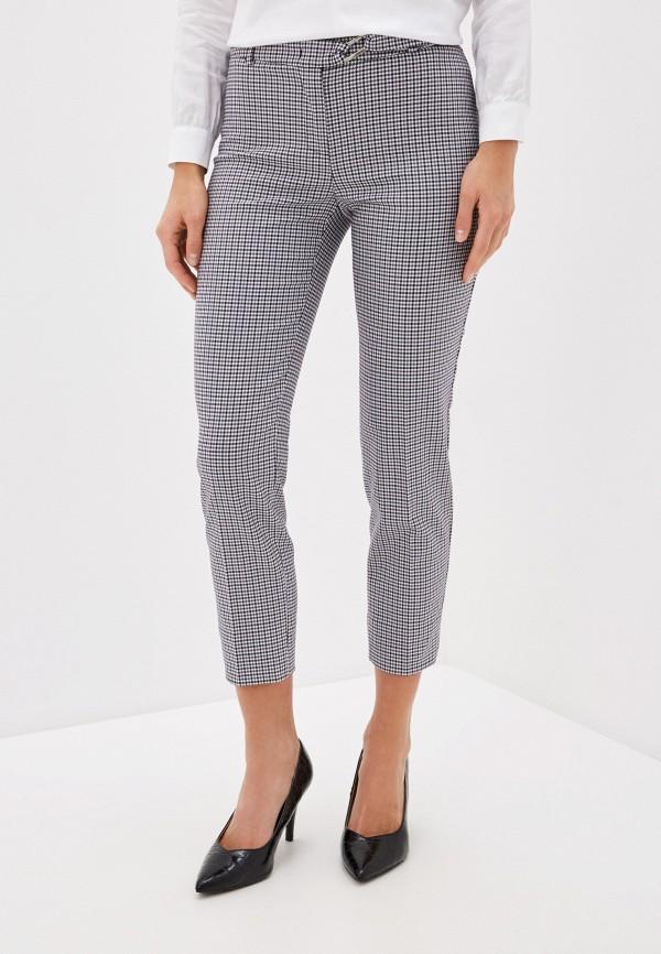 женские классические брюки antiga, серые