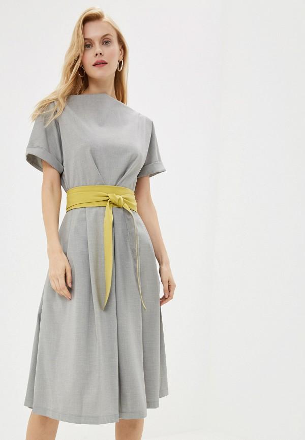 Платье Ummami цвет серый