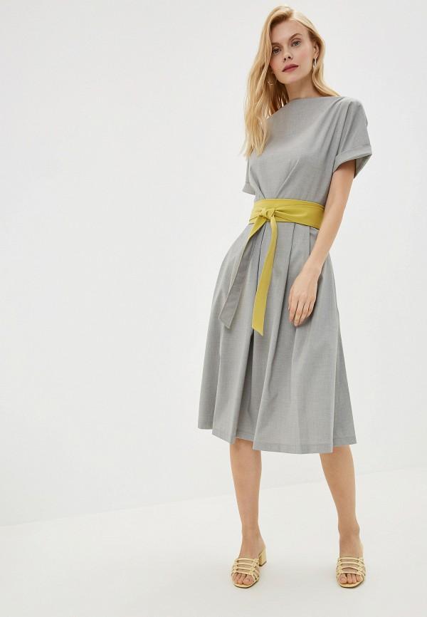 Платье Ummami цвет серый  Фото 2