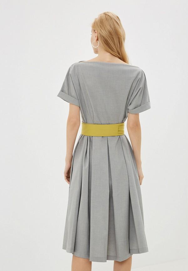 Платье Ummami цвет серый  Фото 3