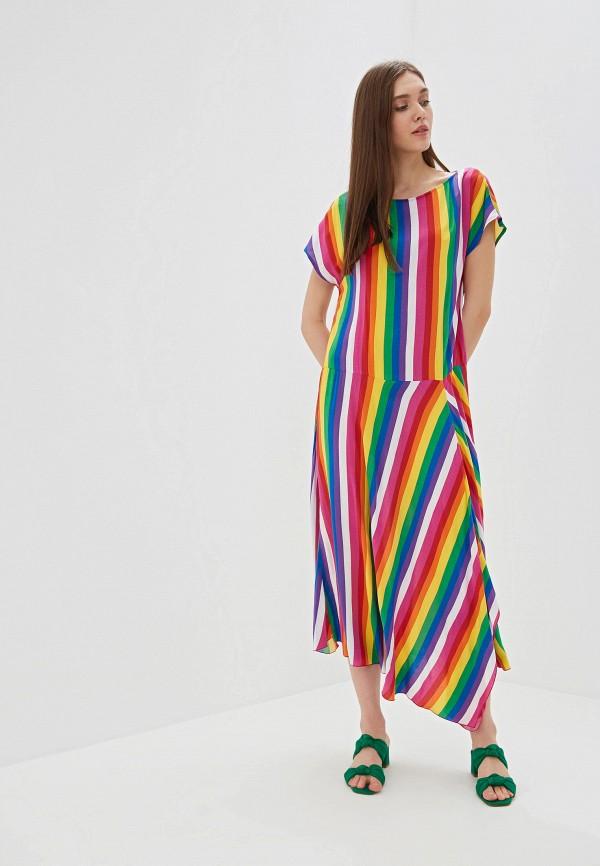 Платье Модный дом Виктории Тишиной Модный дом Виктории Тишиной MP002XW0IRW7