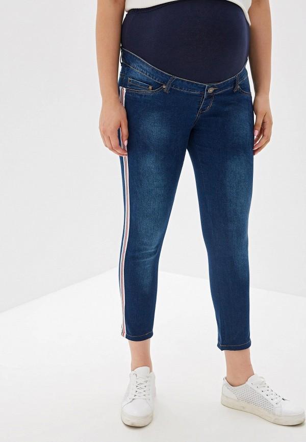 женские джинсы очаровательная адель, синие