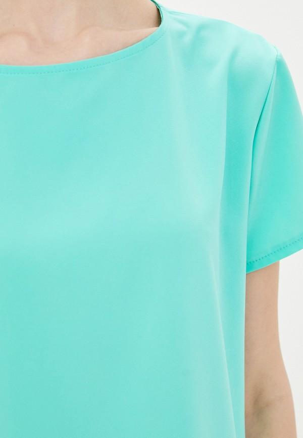 Блуза Froggi цвет бирюзовый  Фото 4