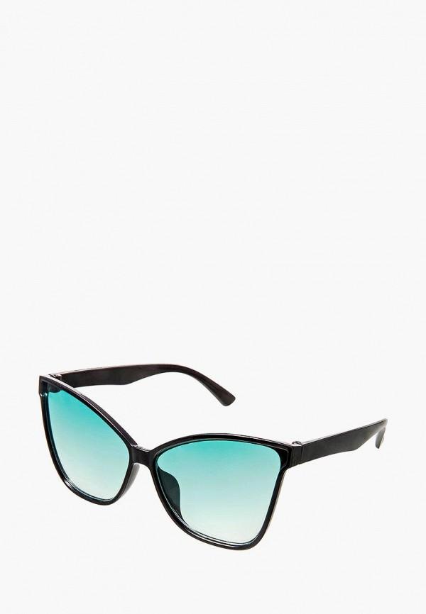 женские солнцезащитные очки кошачьи глаза aiyony macie, черные
