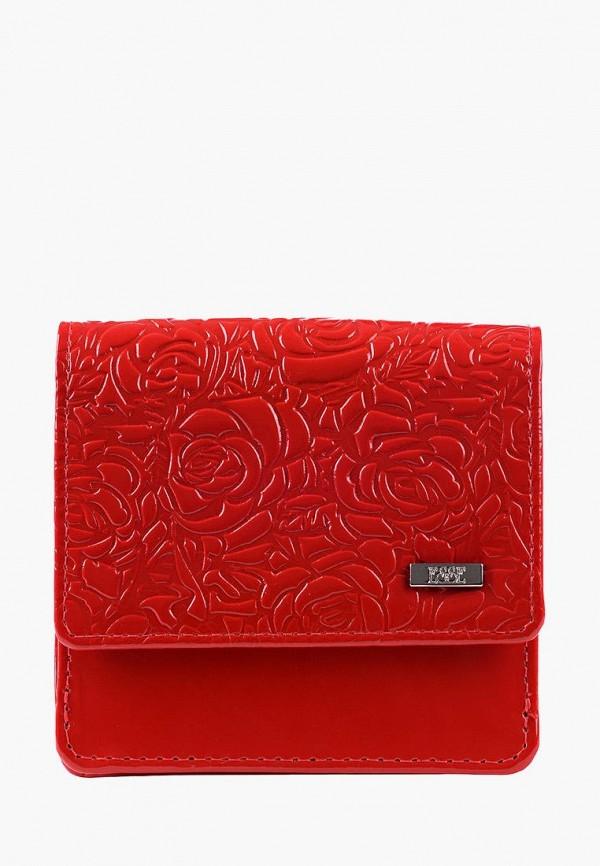 Фото - Женский кошелек или портмоне Esse красного цвета