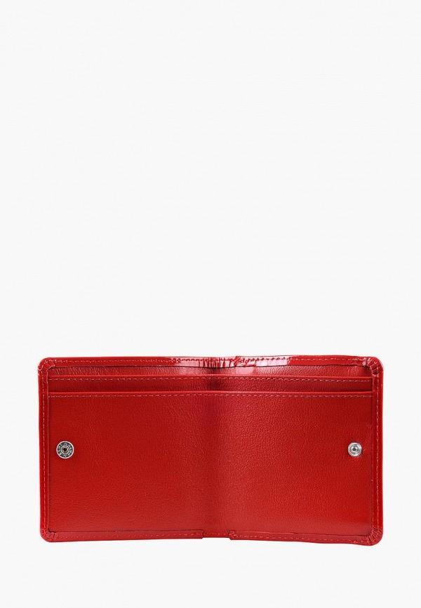 Фото 4 - Женский кошелек или портмоне Esse красного цвета