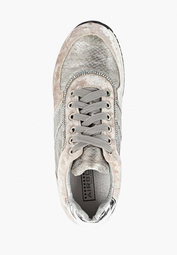 Кроссовки Airbox цвет серебряный  Фото 4