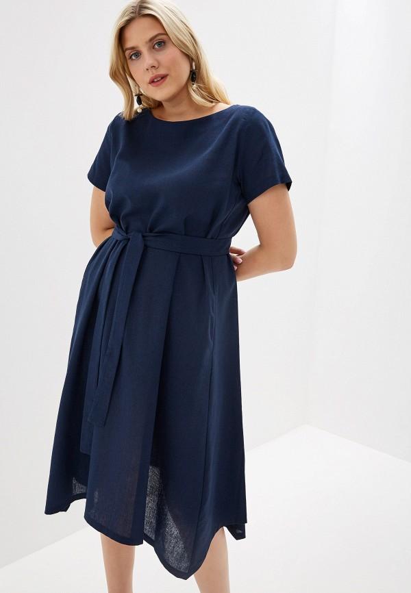 Платье Chic de Femme Chic de Femme MP002XW0ISLW цены онлайн