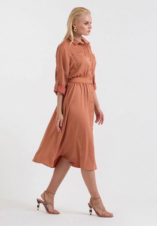 Платье Lova цвет оранжевый  Фото 4