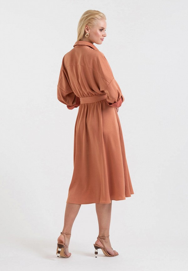 Платье Lova цвет оранжевый  Фото 3