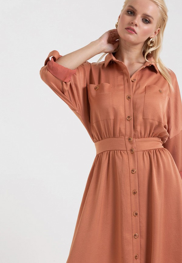 Платье Lova цвет оранжевый  Фото 5