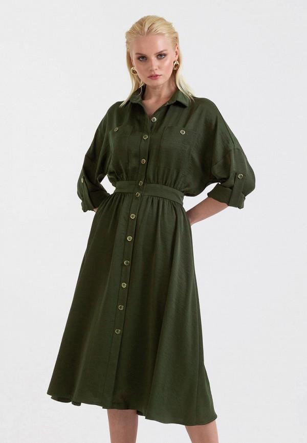 Платье Lova цвет зеленый